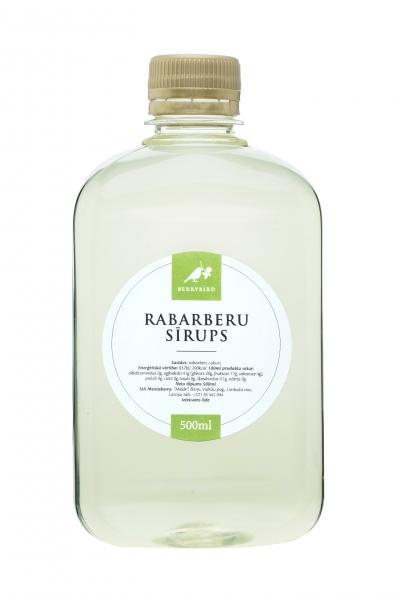 Rabarberu sīrups