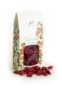 Cranberry candied fruits (100g)