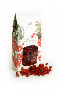 Rowanberry candied fruits (100g)