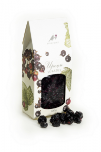 Black currants candied fruits (100g)